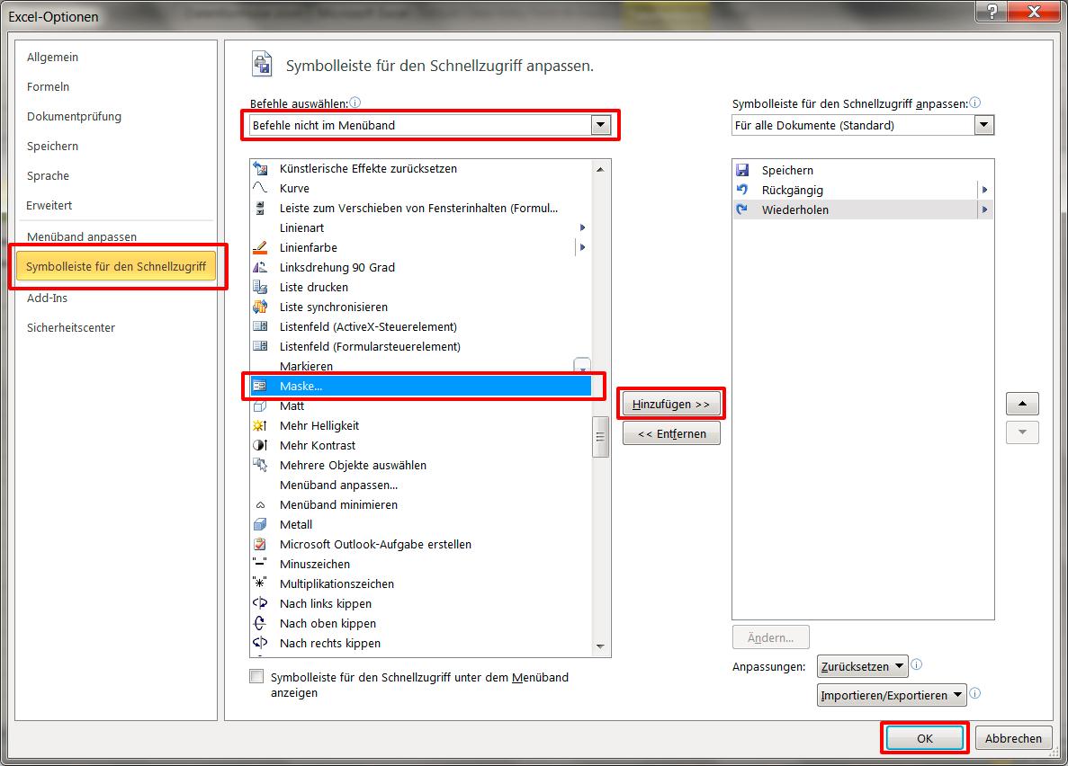 Dateneingabe in Excel mit einem Datenformular – in 30 Sekunden ohne ...